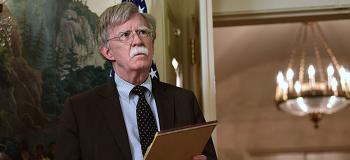 존 볼튼 공모자 로비스트 매쓔 프리드먼 Bolton relied on ex-lobbyist as he staffed NSC