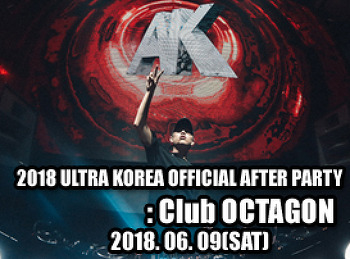 2018. 06. 09 (SAT) 2018 ULTRA KOREA OFFICIAL AFTER PARTY @ OCTAGON