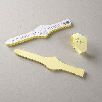 포스트잇 손목시계