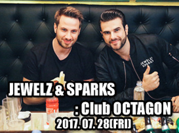 2017. 07. 28 (FRI) JEWELZ & SPARKS @ OCTAGON