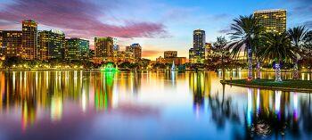 미국, 올랜도 Orlando 1일 여행 경비 계산, 날씨[미국 여행 비용]