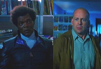 영화 언브레이커블(Unbreakable, 2000) 다시보기, 결말, 줄거리