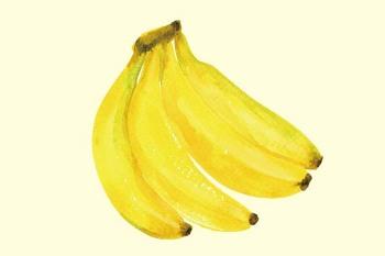 발랑곤 바나나에 반하나?