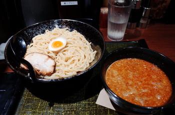 도쿄 신주쿠 츠케멘 맛집 멘쇼우 타케토라