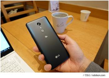 가성비 좋은 스마트폰 골라보자! (LG Q9 VS 갤럭시 A9, A7 비교)