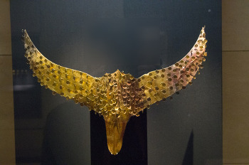 국립중앙박물관 - 신라실 (1)