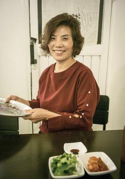 하노이 돈까스, 윤옥화는 음식으로 논다. by 포토테라피스트 백승휴