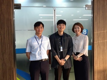 '청년친화강소기업 서포터즈' 서경방송에 방문하다!