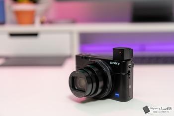 하이엔드 카메라 소니 RX100MK6, 활용성 좋은 이유