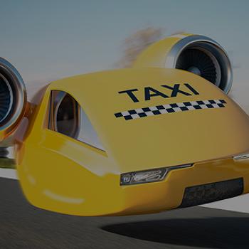 '플라잉카' 시험비행 성공! '비행택시(flying taxis)'시대 열릴까?