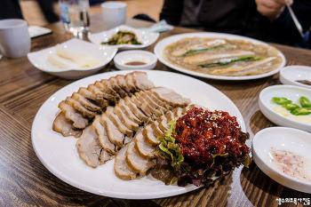 춘천 막국수 맛집, 삼교리동치미막국수