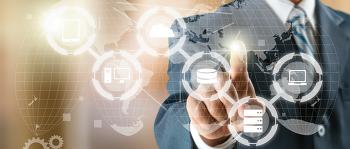 LG CNS, 브랜드 경영으로 플랫폼 사업 강화