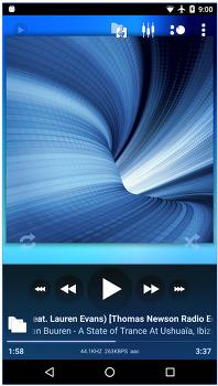LG V20에선 제트오디오 어플로 음악 들어야 한다.