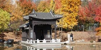 가을 산책하기 좋은 수원 공원 Best 3