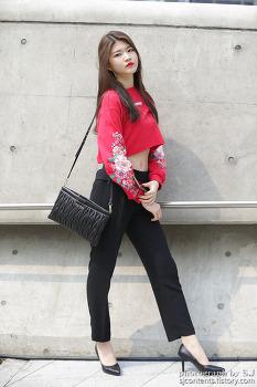 2018 F/W 헤라서울패션위크 스트릿 패션