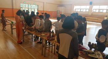 장락초 '다양한 나라의 전통문화 체험교실' 운영