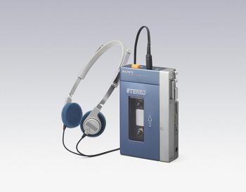 소니 워크맨(Walkman) 탄생 40주년 연대기