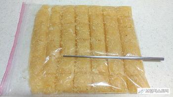 다진 마늘 냉동 보관하는 초간단 팁