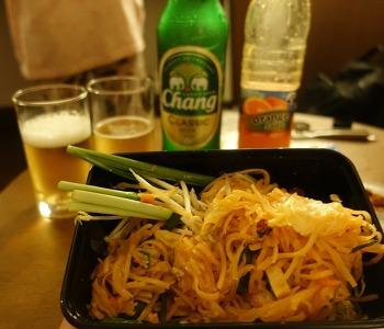방콕 오렌지주스 팟타이 맛집 짠내투어 팁싸마이
