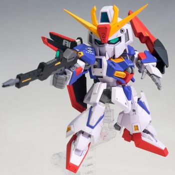 SDCS MSZ-006 Zeta Gundam 완성