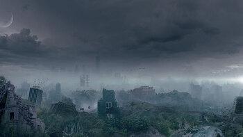 포토샵 합성 강좌 데드 시티 (Photoshop Manipulation Tutorial Dead City)