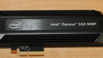 인텔 옵테인 SSD 900P 280GB 벤치마크 성능 액세스타임 놀라워