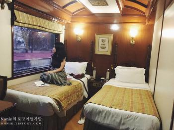 2018 인도 럭셔리 기차여행 초청
