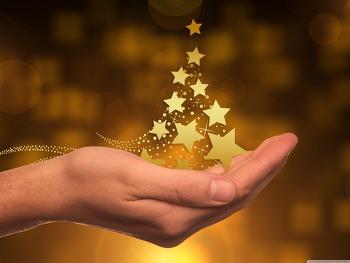 자연풍경 고화질 바탕화면  Christmas Magic HD Wallpaper  무료 배경 이미지