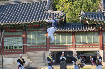 덕수궁 공연, Performance at the Deoksugung Palace