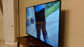 노브랜드 43인치 TV 설치 및 간단 사용 후기
