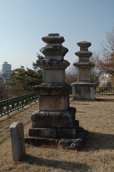 보물 제91호 여주 창리 삼층석탑, 92호 여주 하리 삼층석탑