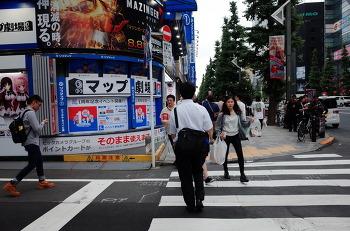 일본 남자 직장인 가방 이야기