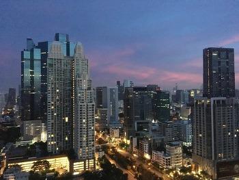 [네번째 나홀로 여행 11탄] 끄라비에서 방콕 가기 & 아난타라 사톤 방콕 호텔