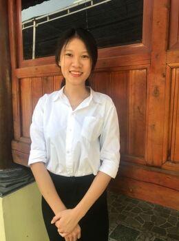 베트남국제결혼 부이 티훼 신부님 입니다.