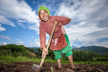 Cultivation with Smile