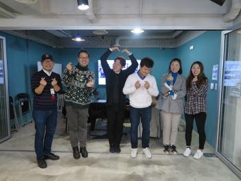 서울시 청년공간 무중력지대 대방동 2018년 마지막 운영위원회 마쳤습니다.^^
