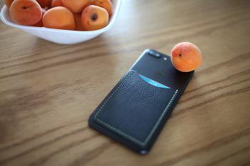 iPhone 7 plus Card Pocket