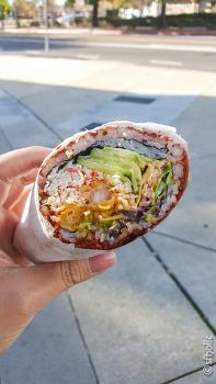 [샌프란 맛집]Sushirrito(스시리또) 드디어 맛보다!