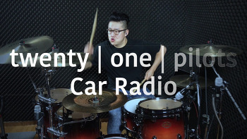 "twenty | one | pilots(트웬티 원 파이럿츠)  ""Car Radio"" Drum cover by ROP"