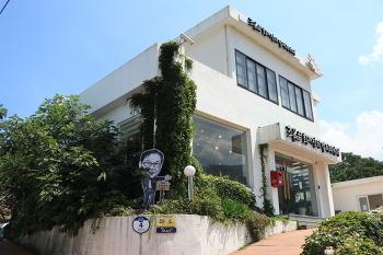 [하동카페추천] 화려한 화투 그림이 넘쳐나는 조영남 화개장터갤러리카페