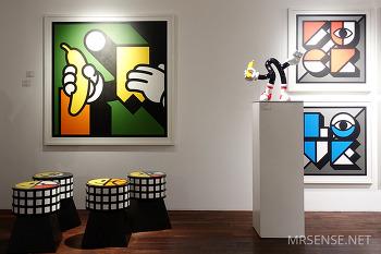 0521-0601 : Grafflex x 함도하 전시 'Live', 라이즈 호텔 레스토랑 롱침, 한국 크래프트 비어 아크 런칭, 서큘레이터 화보 촬영, 에어컨 청소 후기