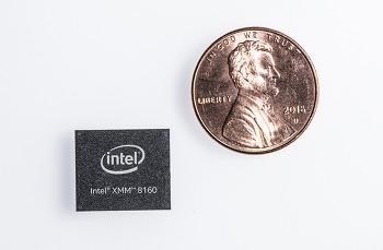 [번역] 인텔 XMM 8160 5G 모뎀 발표