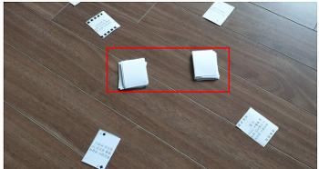 블리츠 카드 게임 이용한  학습용 카드 게임 만들기 및 게임 설명서