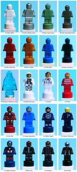 #85 - Lego Statuette