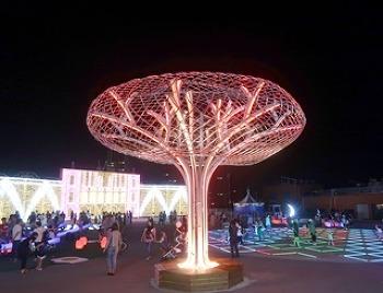 가을밤, 천안에서 가장 아름다운 곳
