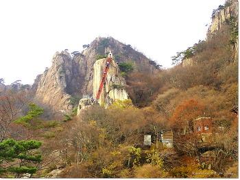 100대명산 대둔산 등산 후기