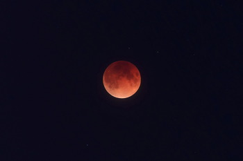 개기월식(Super Blue Blood Moon)/20180131
