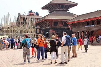 네팔 외국인 관광객, 9월 한달간 33.8% 증가