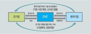 대기업의 개방형 혁신 창구, CVC가 뭐길래