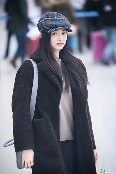 [2018.12.15] 인천공항 입국 트와이스 쯔위